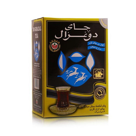 چای دوغزال مشکی