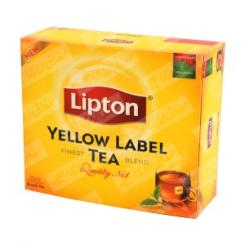 چای تی بگ لیپتون 100 عددی