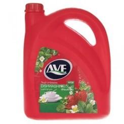 مایع ظرفشویی اوه 4 لیتر