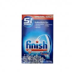 نمک ظرفشویی 1.5 کیلویی Finish